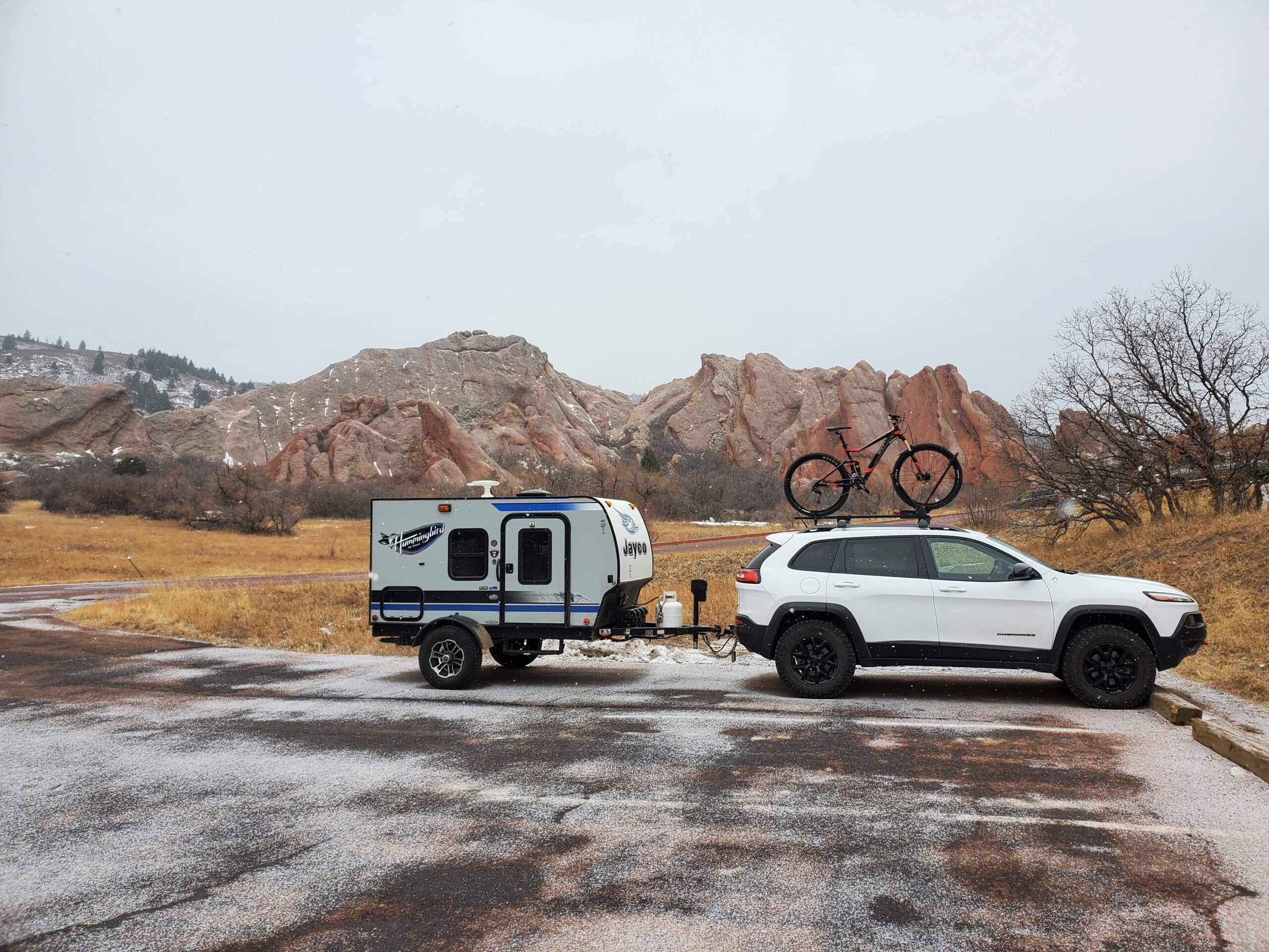 Overland Adventures With a Trailer